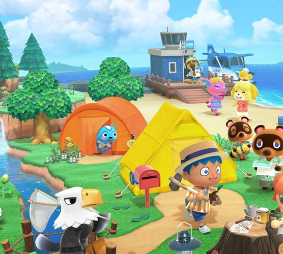 animal crossing new horizons interview
