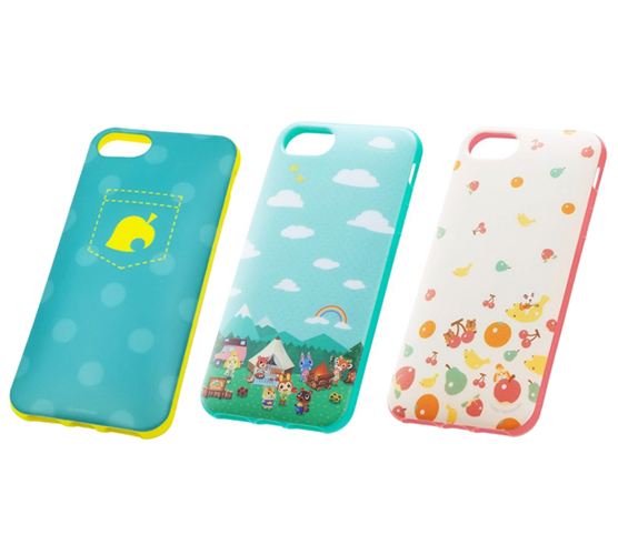 animal crossing smartphone cases