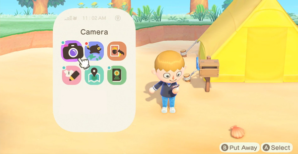 animal crossing new horizons nook phone