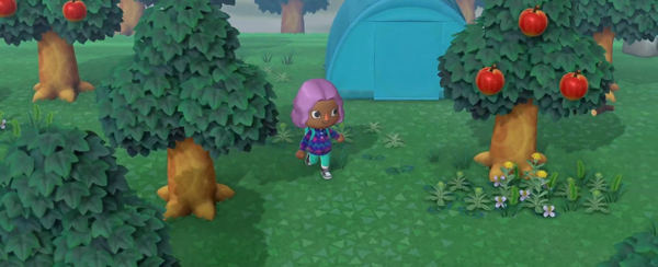 animal crossing new horizons summer