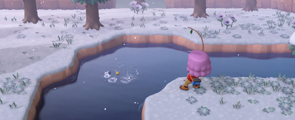animal crossing new horizons winter