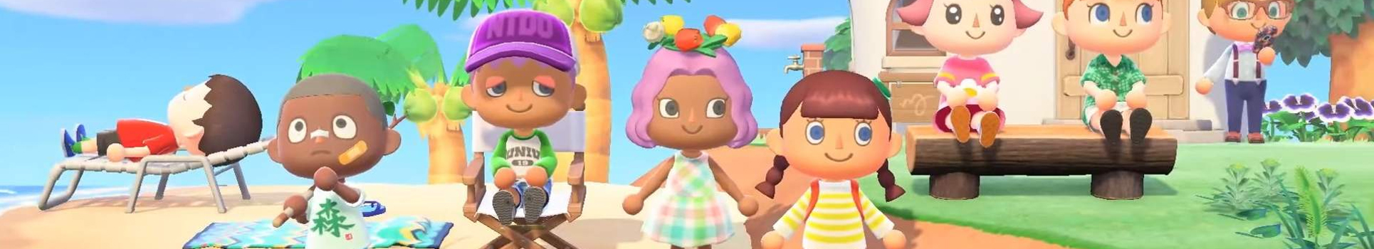 animal crossing new horizons clothes options