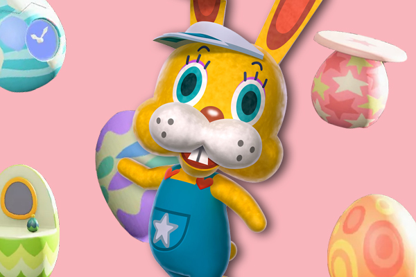 animal crossing new horizons bunny day zipper eggs
