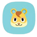 animal crossing hamlet icon