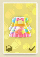 animal crossing new horizons bunny day egg party dress