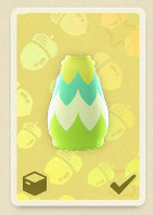animal crossing new horizons bunny day leaf egg outfit