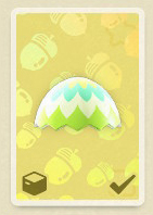 animal crossing new horizons bunny day leaf egg shell