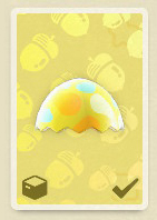 animal crossing new horizons bunny day stone egg shell