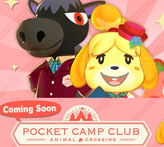 animal crossing pocket camp pocket camp club