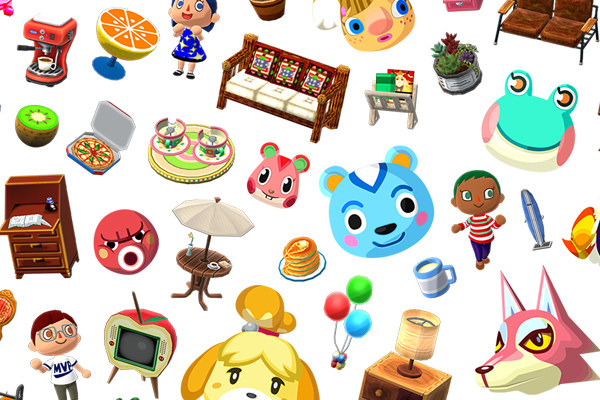 animal crossing pocket camp crafting list