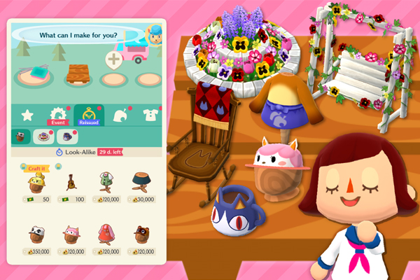 animal crossing pocket camp special events